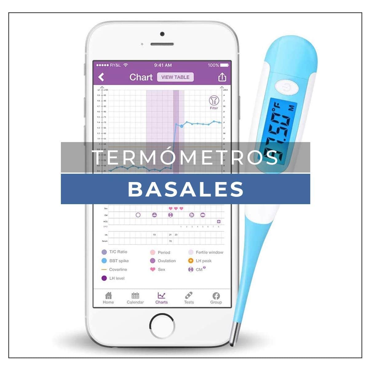termometro basal