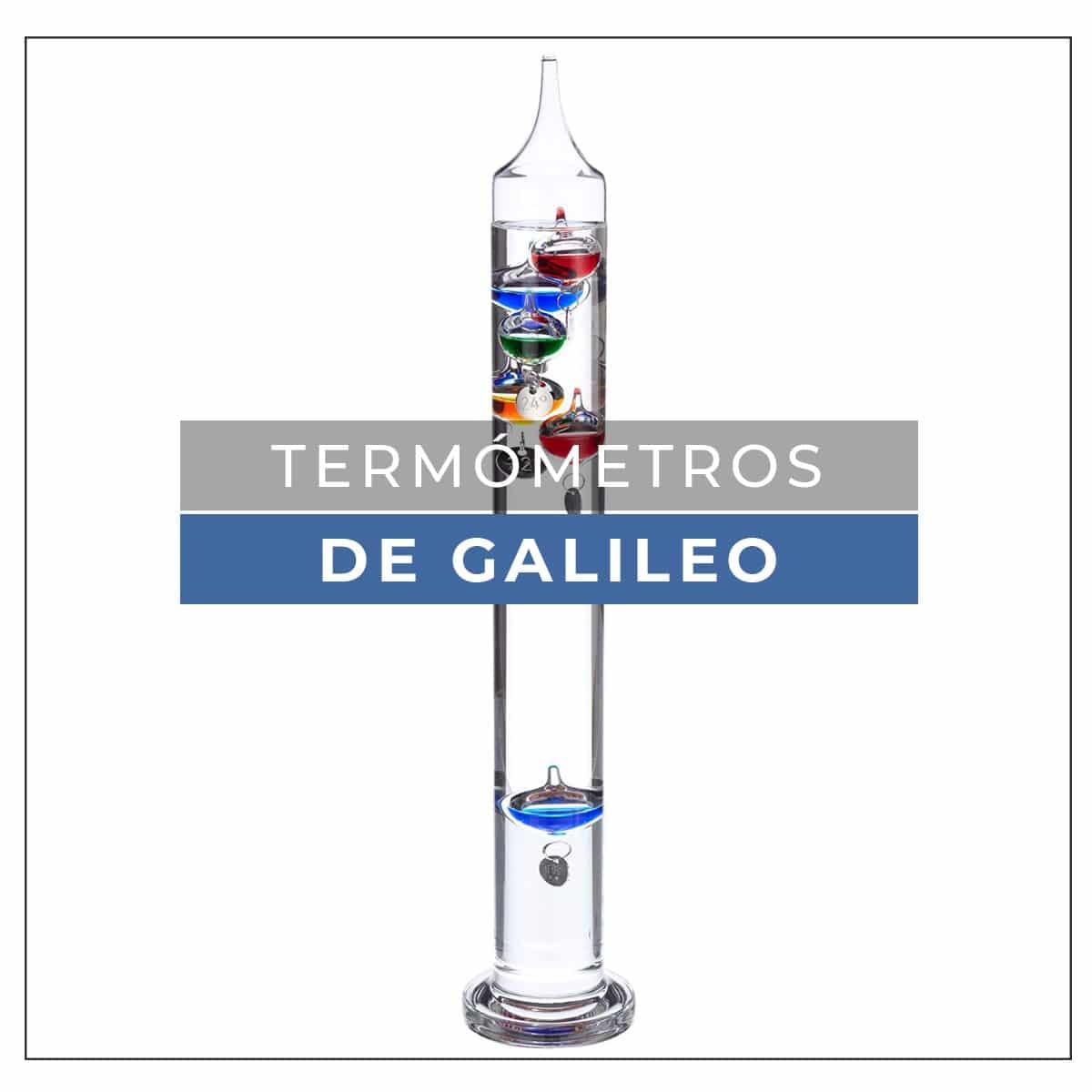termometro de galileo