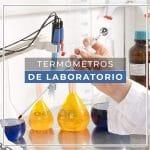 Termómetro de laboratorio