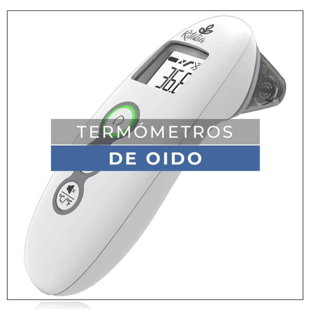 Termómetro oído